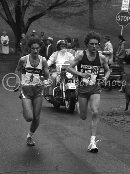 Charlies Surplus 10 Miler 1981