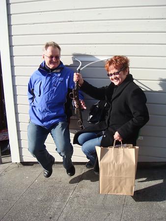 Brycs Visit November 2007