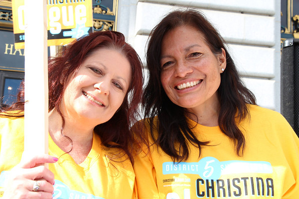 Christina Olague for District 5 Supervisor
