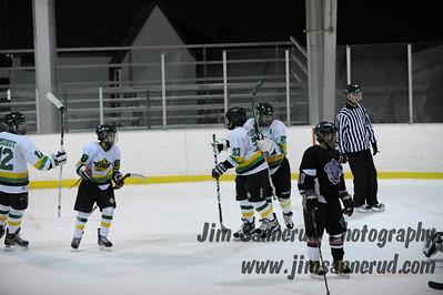 Kodiak (NL) at Ebersole Saturday January 17, 2009 Won 4-3