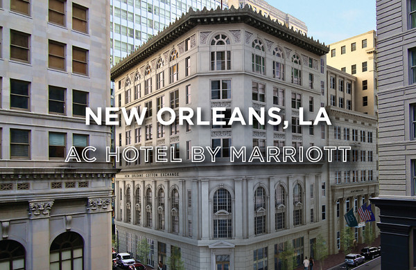 New Orleans, LA - AC Hotel by Marriott