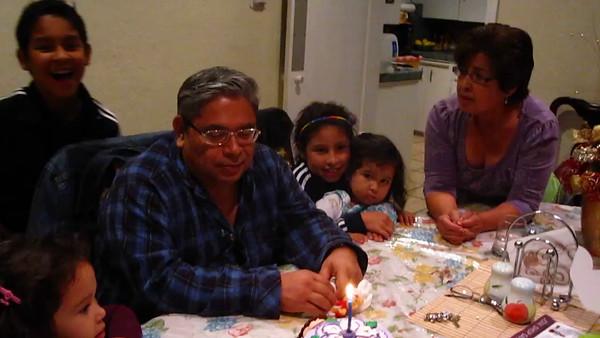 11/19 - Papa's Birthday - Part 2