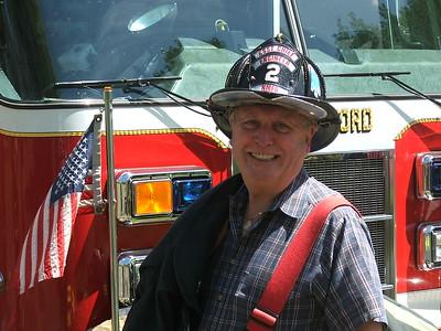 New Milford, NJ Ex-Chief Robert Kennedy