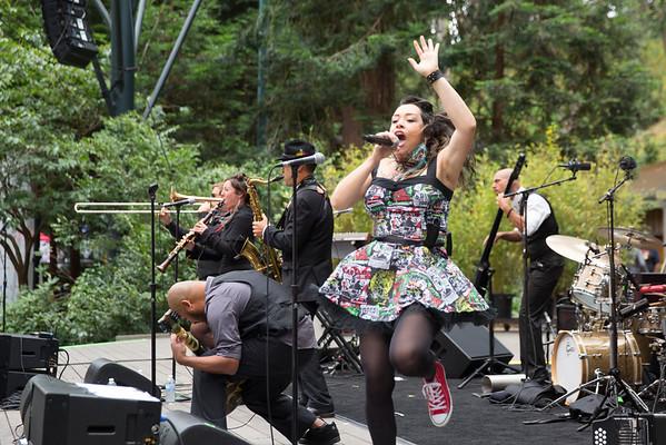 La Misa Negra @ Stern Grove 7.24.16