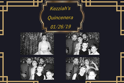 Kezziah's Quinceanera