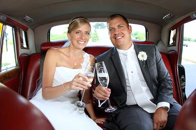 LINDSAY & DAVID WEDDING DAY