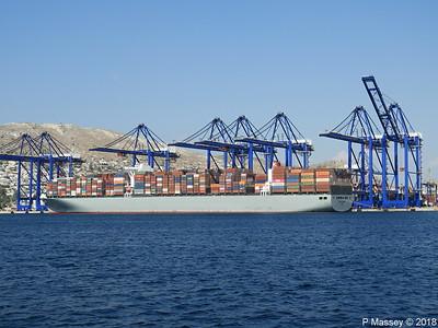 Piraeus Container Terminal 10 Sep 2018