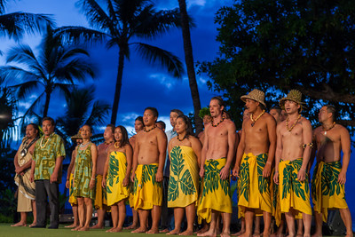 Hawaiian Islands Land Trust Luau 2014