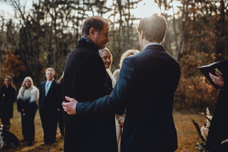 Requiem Images - Luxury Boho Winter Mountain Intimate Wedding - Seven Springs - Laurel Highlands - Blake Holly -970.jpg