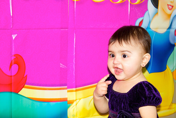 Mujghan's 2nd Birthday ~ February 18th, 2012