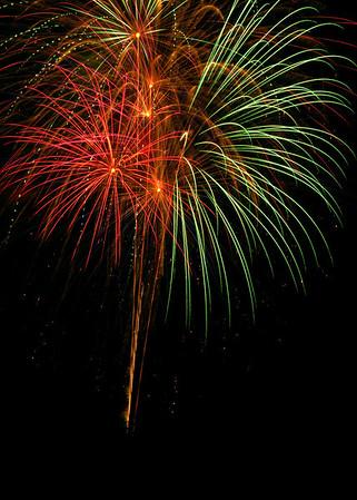 Marshalltown Fireworks 2011