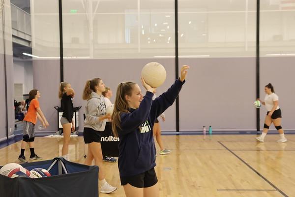 2019: Girls Volleyball