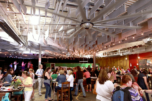 Foodtopia at the Highland Brewing Company