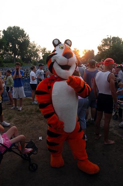 Des Moines Hyvee Triathlon June 2007