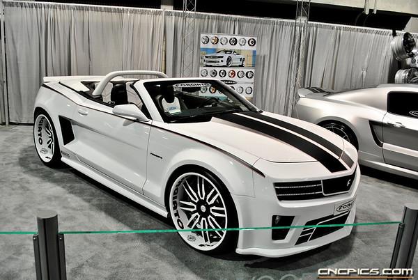 LA Autoshow 2012