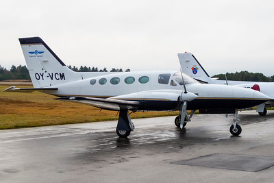 OY-VCM - Cessna 421C Golden Eagle III