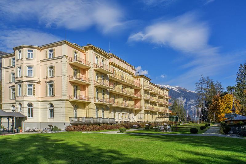 Hotel Waldhaus, Flims
