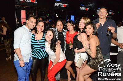 05-04-13 - Rumors Mega DJ ASH & DJ CARLITO Dj FX