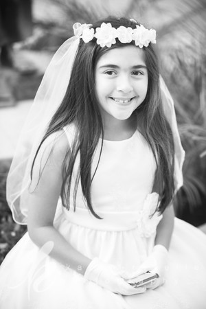 Cielle's First Communion :: 04.23.16