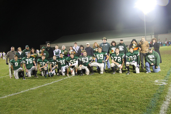 Windor Varsity Football Final Game 2010