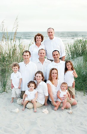 North Myrtle Beach Family Portraits