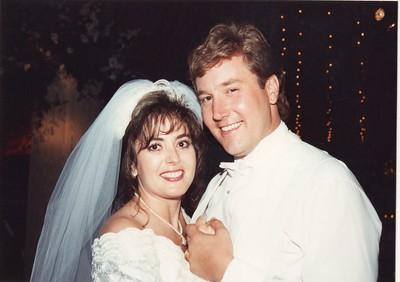 6-25-26-1993 Jeff Amen & Pam Mash Wedding @ Denver, CO