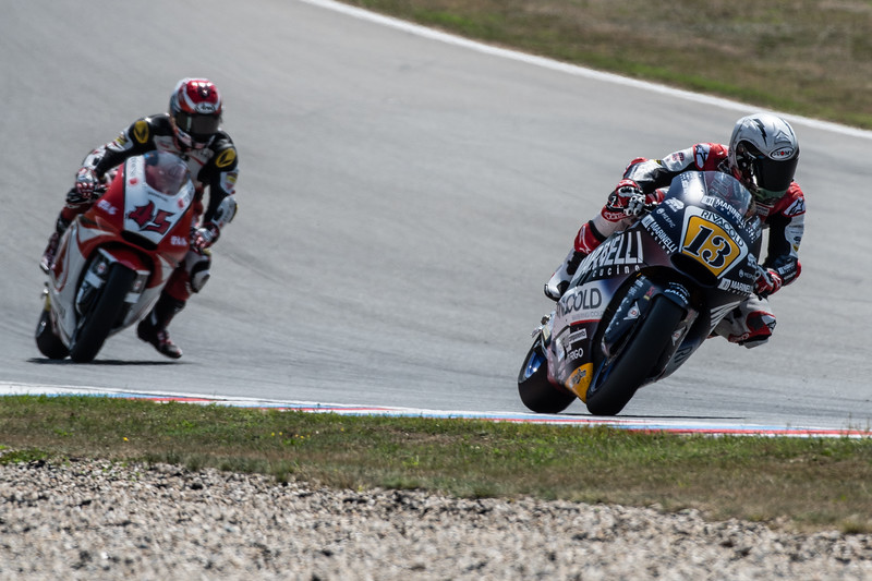 Romano FENATI and Tetsuta NAGASHIMA, Brno/Czech Republic, 2018