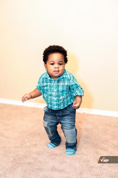 Ewube Son 1st Birthday Pre Shoot