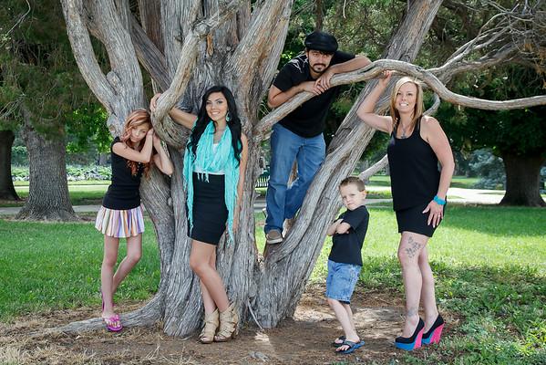Shantele & Family