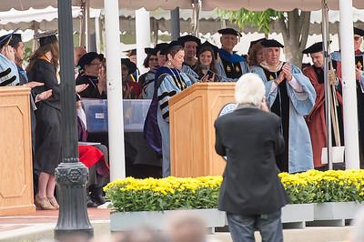 Widener University Graduation -- 2017