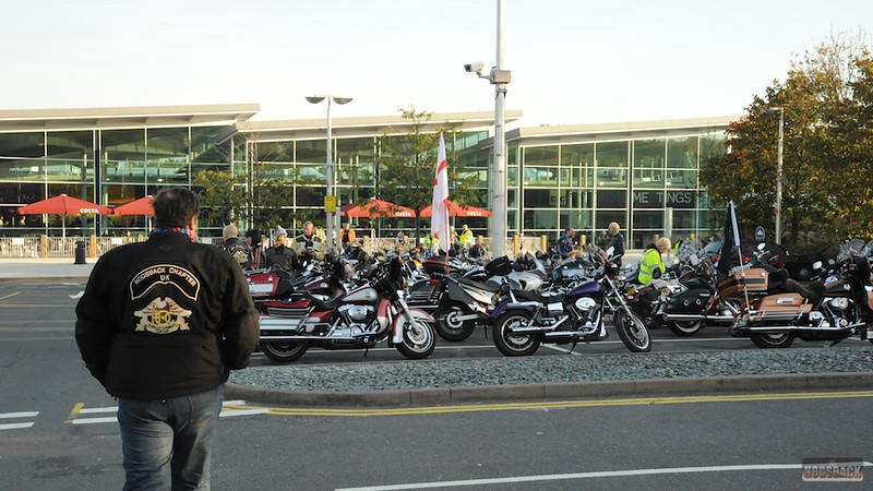 RTTW - Ride to the Wall, 1 Oct 2011