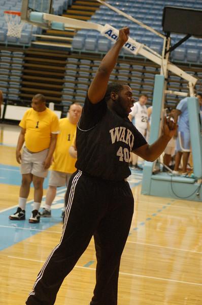 2015 UNC Basketball Clinic