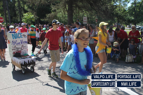 Long Beach 4th of July Parade 2014