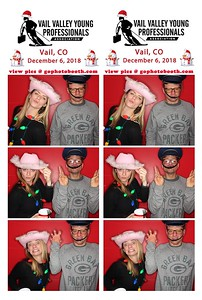 VVYPA Holiday Party/ Vail, CO