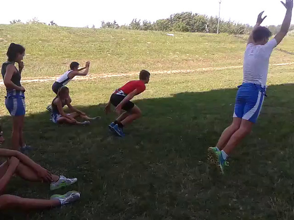 2014-7 Trainingslager Györ