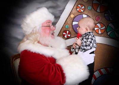 L&M Santa Copyrights