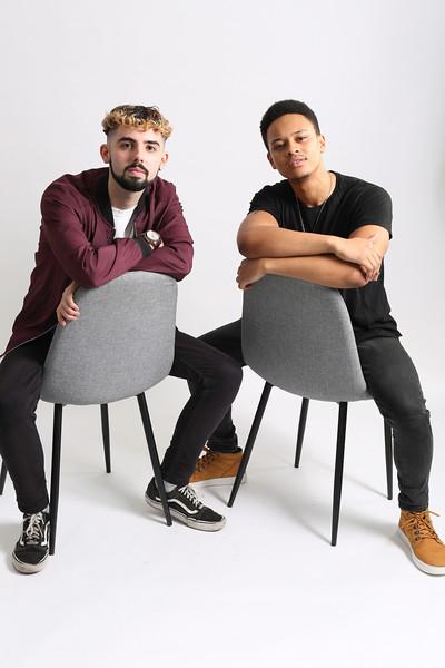 Jamal and Josh