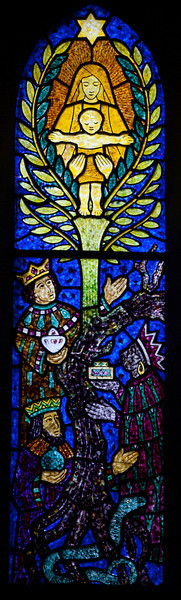 Bonneville-sur-Iton - Adoration of the Maji