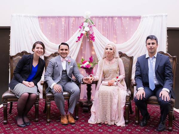 Arsalan & Amna