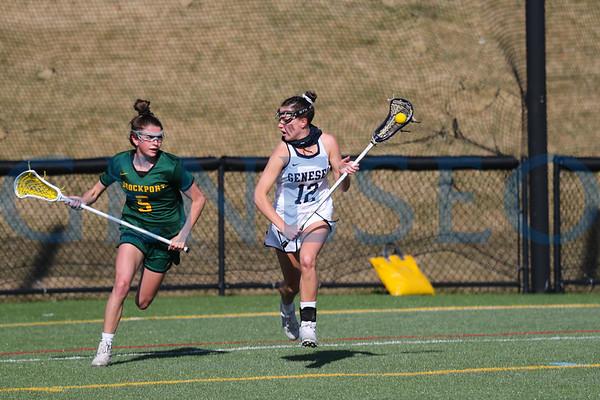 Women's Lacrosse vs. Brockport