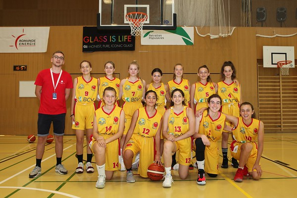 6 14.09.2019 Blonay Basket vs Sokoi Horni Pocernice