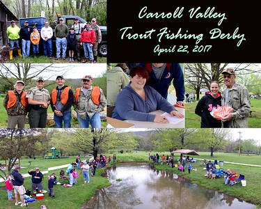 Carroll Valley Trout Derby 2017