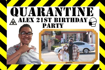 20201213 Alex 21st Birthday