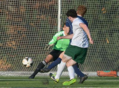 Varsity Soccer vs. Seton Hall Prep - State