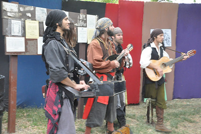 The Dread Crew of Oddwood 11 April 2010 Front Gate