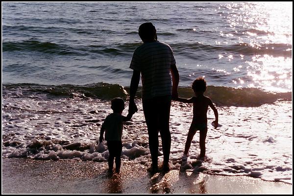 1996 - gite al mare Torre del Lago