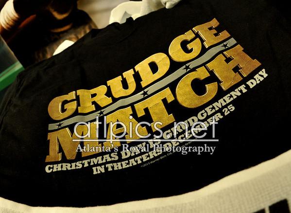 12.17.13 Grudge Match Movie Premiere @ AMC Parkway Pointe