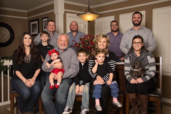 Stull Family~12/17/16