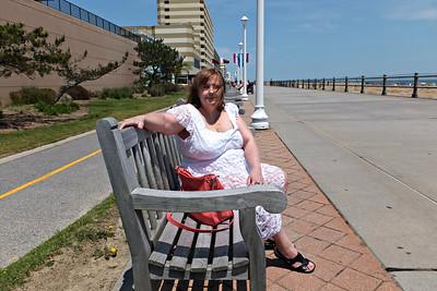 Pat's Virginia Beach Vacation May 2016