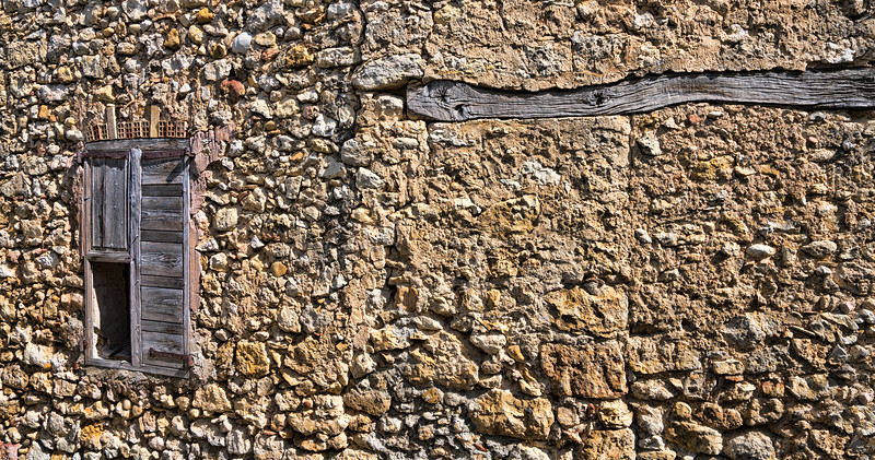 Medieval Wall Detail